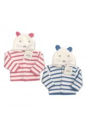 Baby stripes cardigan