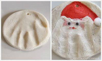 Odcisk rączki vs Mikołaj
