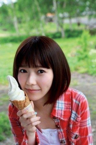 髪型:島崎遥香髪型ショート-uk.pinterest.com