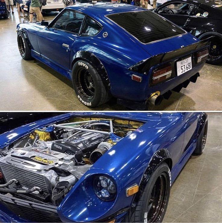 Datsun, Nissan Z, Car Guys