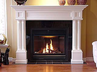 diy fireplace surround kit woodworking projects plans