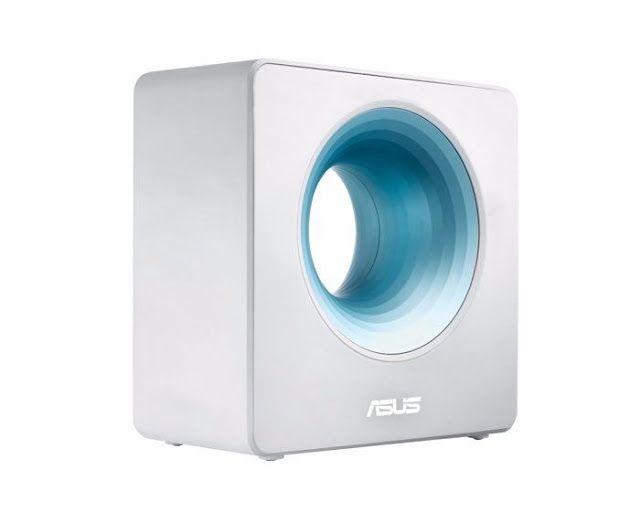 El router Asus Blue Cave WiFi ofrece  4K UHD streaming de vídeo y juegos sin interrupciones