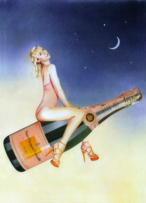 Lovely and Bubbly: Veuve Clicquot X Charlotte Olympia Champagne-Themed Capsule Collection