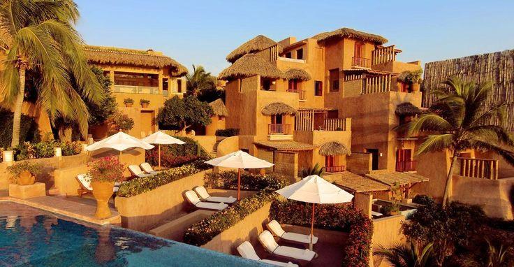 Gallery - unique exceptional hotels zihuatanejo mexico : La casa que canta (Official Site) hotel Ixtapa Zihuatanejo mexico : Luxury suite hotel Ixtapa Zihuatanejo, 5 stars suite hotel Ixtapa Zihuatanejo