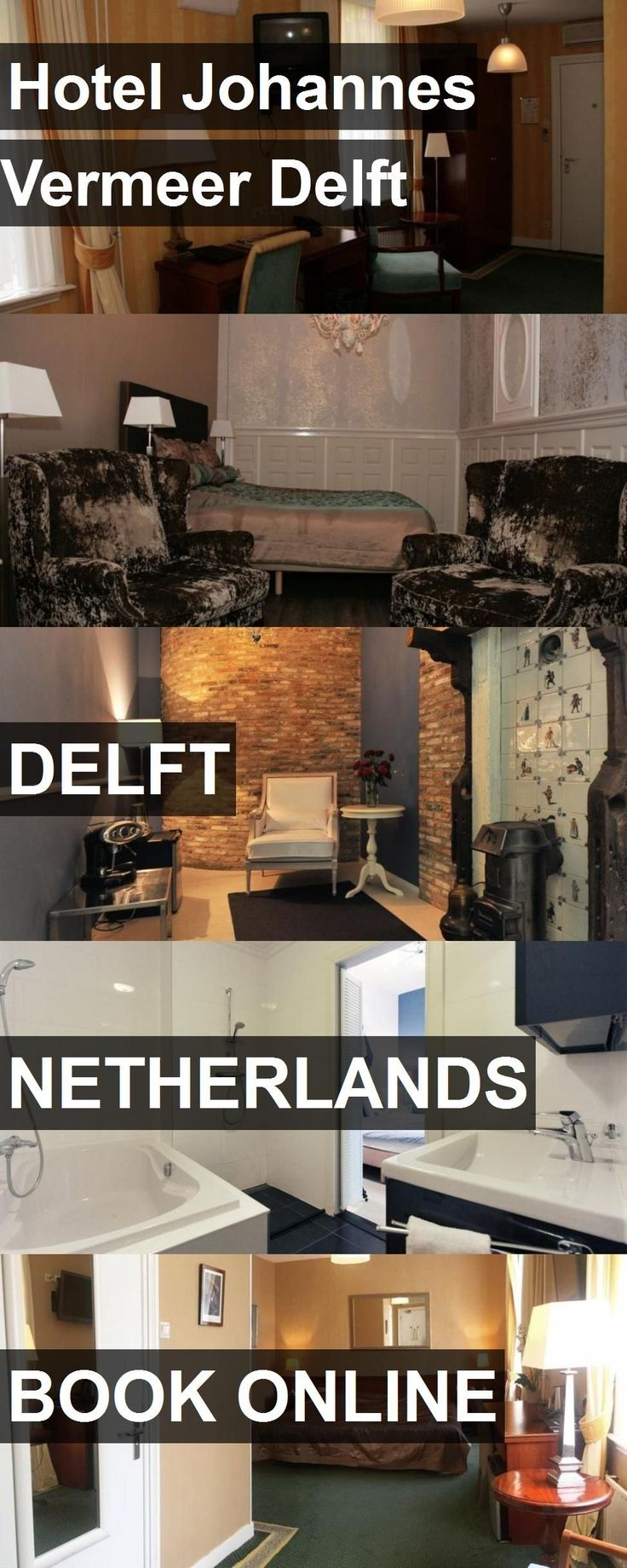 Hotel Hotel Johannes Vermeer Delft in Delft, Netherlands. For more information, photos, reviews and best prices please follow the link. #Netherlands #Delft #HotelJohannesVermeerDelft #hotel #travel #vacation