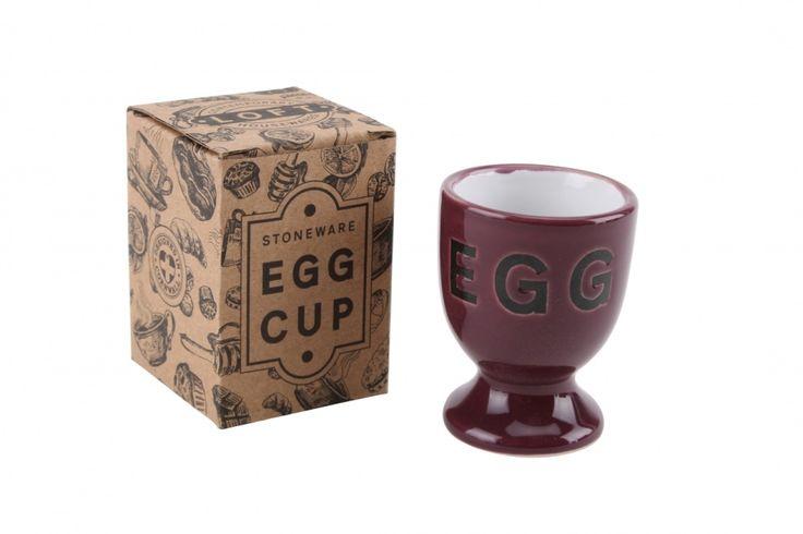 Purple Egg Cup - Wonder Stuff
