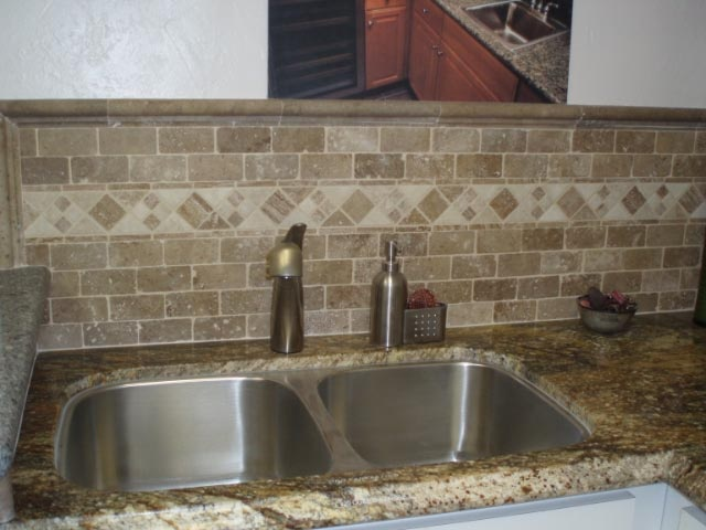 Natural Stone. Stone BacksplashBacksplash IdeasKitchen ...