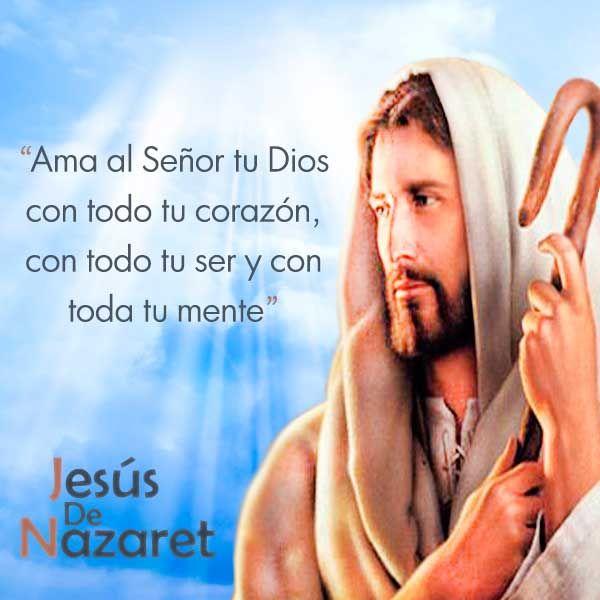 Imágenes Cristianas Con Frases De Jesús De Nazaret Hermosas