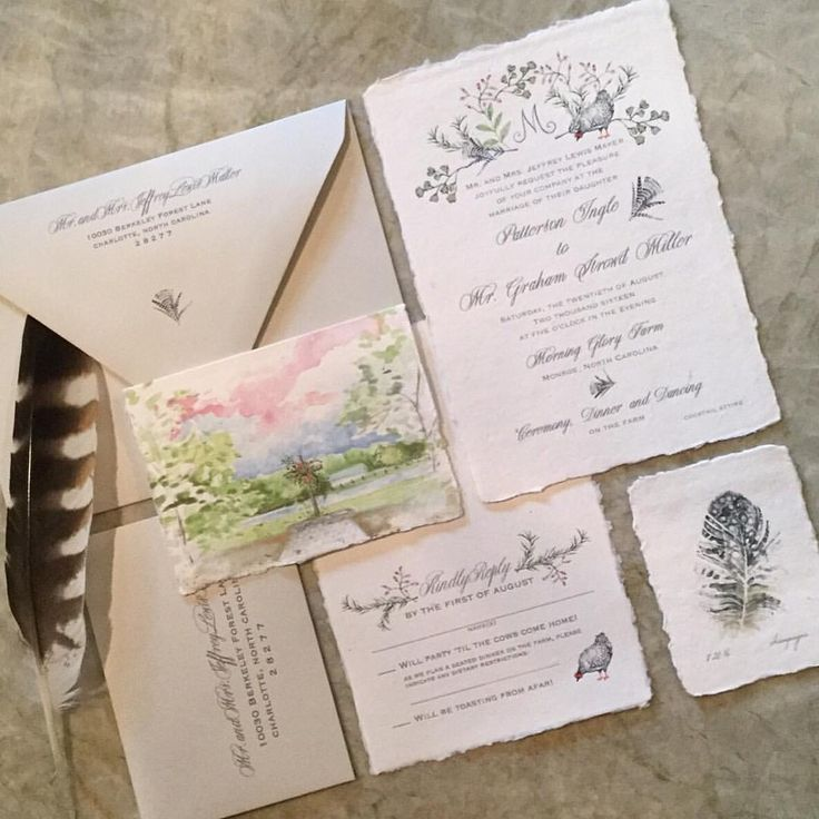 reply to wedding invitation m%0A I u    m starting to miss all the work that went into these u       Bespoke  The  WorksBespoke Wedding InvitationsTo