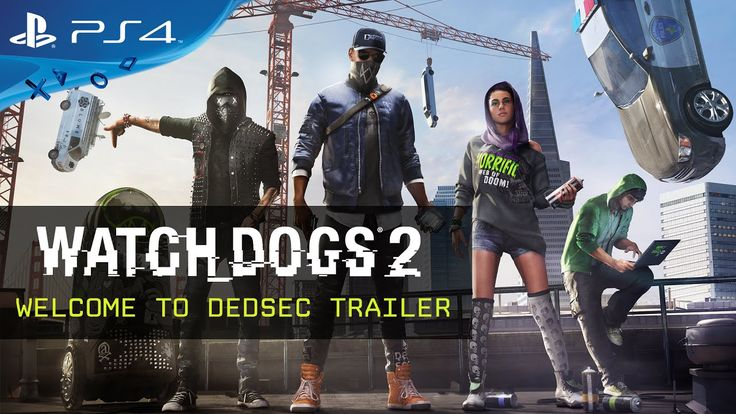 Watch dogs 2 se deja ver en su nuevo trailer del modo historia #General #Videojuegos #PC