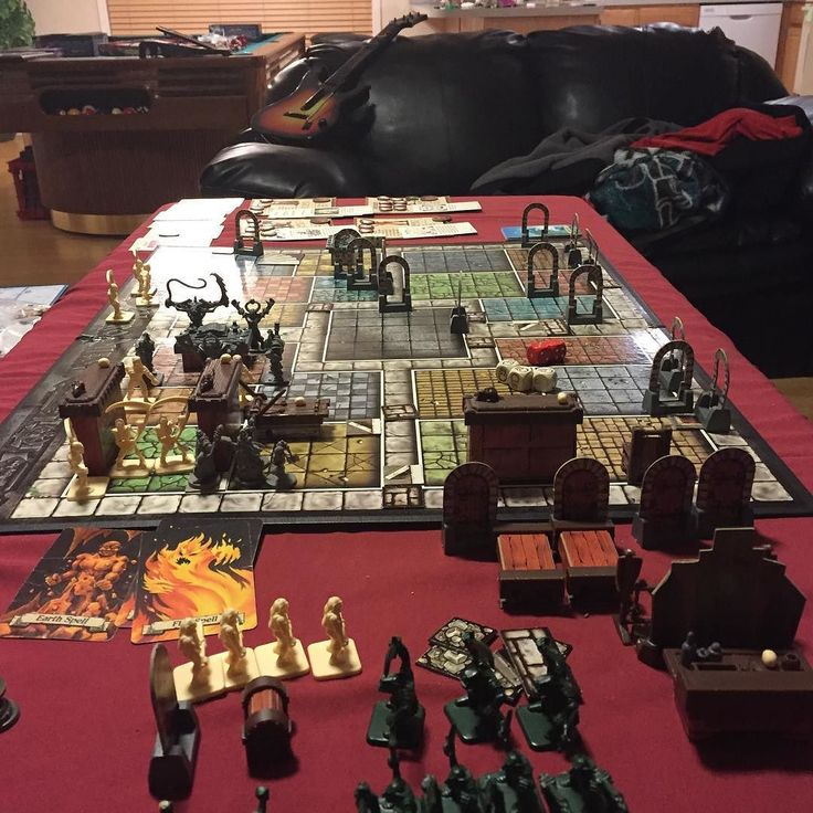 On instagram by machiavellus #heroquest #microhobbit (o) http://ift.tt/2pCc4Zr