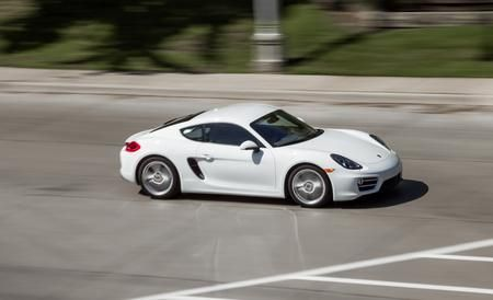 2014 Porsche Cayman Manual: On the joys of rolling your own.