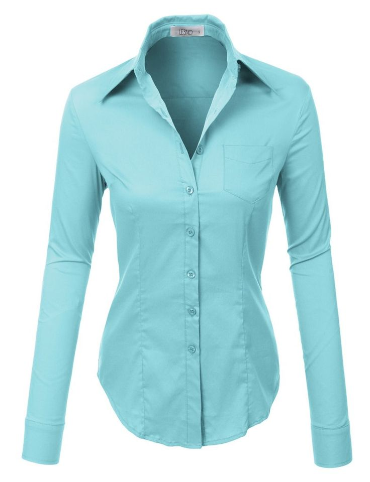 113 best images about women 39 s blouses shirts on pinterest for V neck button up shirt
