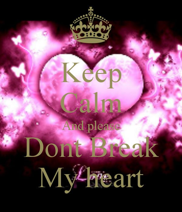 Elegant You Break My Heart Quotes Poems - Paulcong
