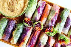 Rolinhos primavera vietnamitas | 10 receitas sem carne que vão te mostrar novos horizontes culinários