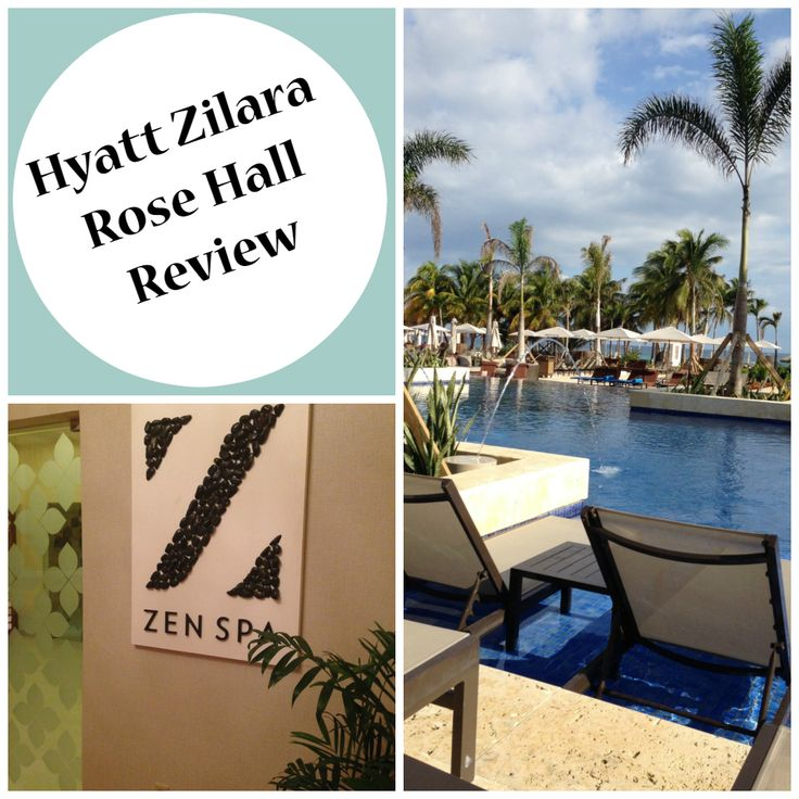 Hyatt Zilara Rose Hall Review: I loved my trip to this adult only all inclusive resort in Jamaica!