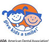 ADA Give Kids A Smile Logo
