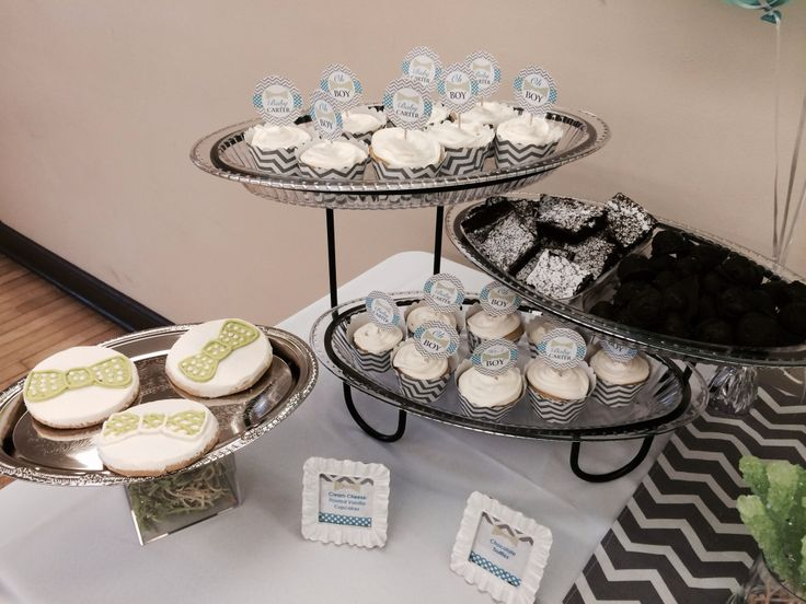 24 best images about lexi 39 s bow tie themed baby shower on for Table 52 dessert