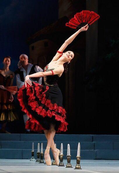 Anastasia Soboleva 'Don Quixote' Dress Rehearsal November 19, 2014  Photo(?)