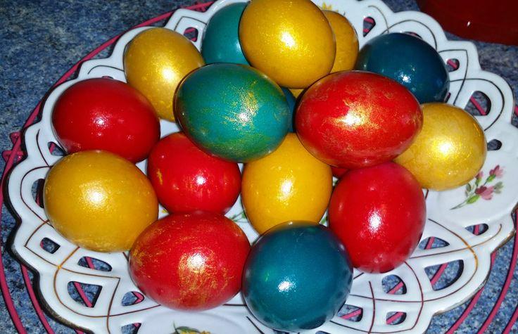 Le blog de Cata: L'œuf de Pâques orthodoxe