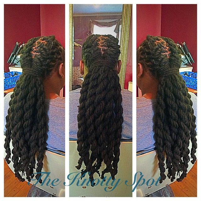 Loc Style Call (803)-237-1894 or Book a consultation online at: www.styleseat.com/theknottyspot  #dreadstyles #dreadlockstyles #theknottyspot #styles #masterloctician #locs #locstyles #twist #twostrandtwist #longlocs #fishtailbraid  #locologybio #longlocstyles