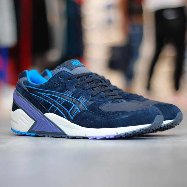 Asics Gel Sight azul
