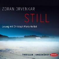 Zeit für neue Genres: Rezension: Still - Zoran Drvenkar