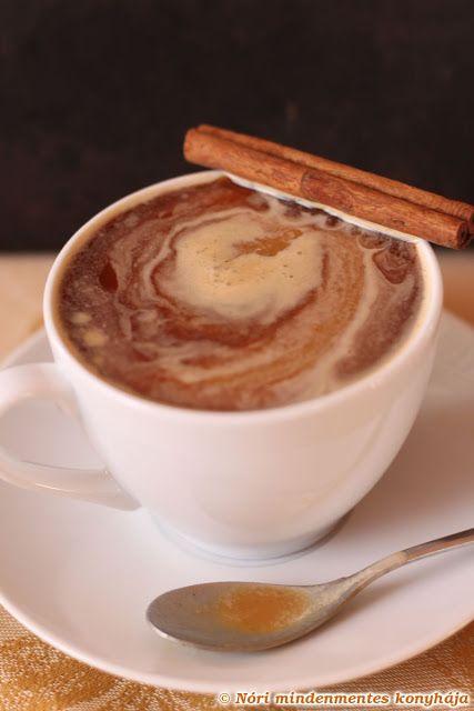 Nóri mindenmentes konyhája: Sütőtökös-fűszeres latte