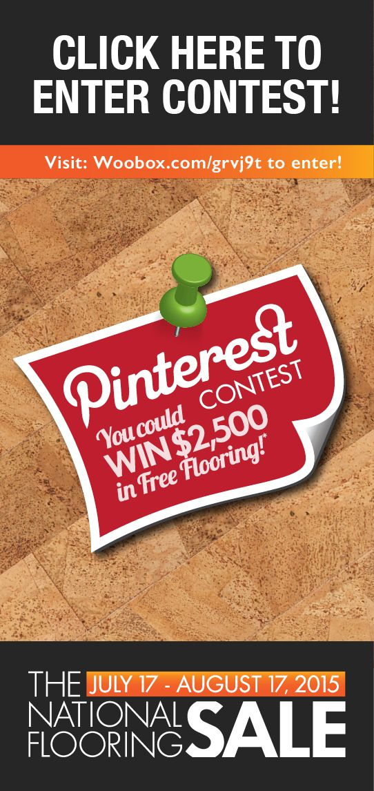 CLICK THIS PIN TO ENTER THE CONTEST. #flooring #floors #decor #home #design #livingroom #bedroom #kitchen #basement #familyroom #reno #renovation #LaminateFlooring #pinterestdaily #style #fashion #interiordesign #Laminate #epic #Sale #pintowin #contest #flooringSale #Black #White #Marsala #brown #CONTEST