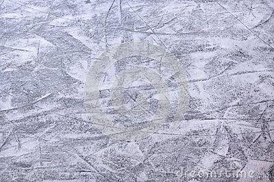 Skating Ice Rink