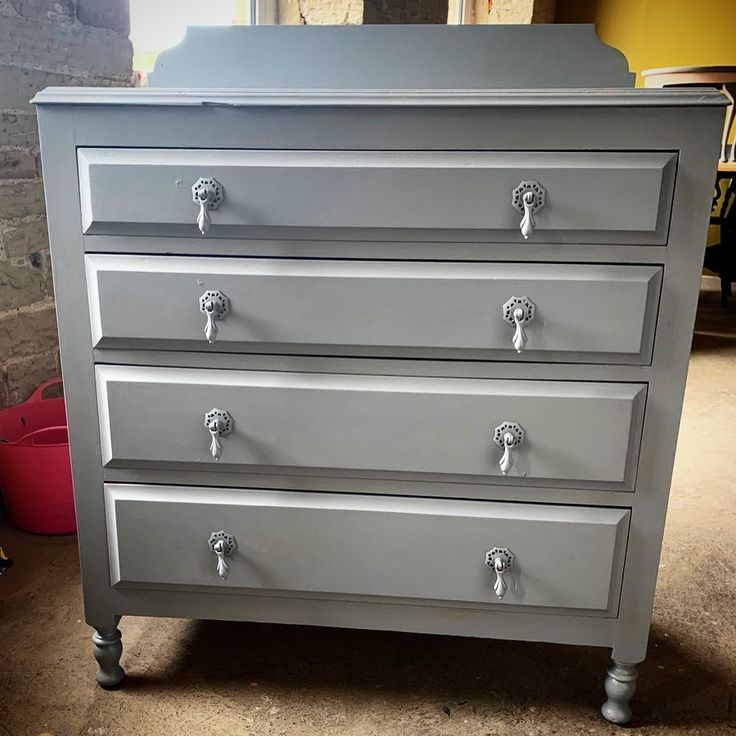Only 95 Swipe To See The Before What A Transformation Gifted Antique Meaning That We Will Furniture Restoration Hand Painted Furniture Furniture Makeover
