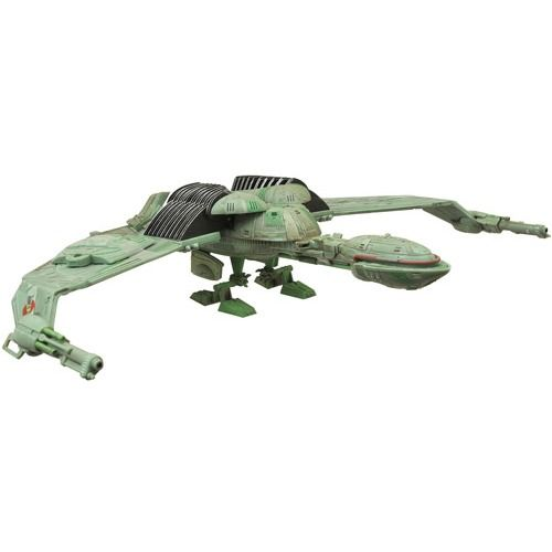 Diamond Select Toys Star Trek IV H.M.S. Bounty Klingon Bird Of Prey Ship - Products – Online Shopping Made Easy. - MonkeyShoppa