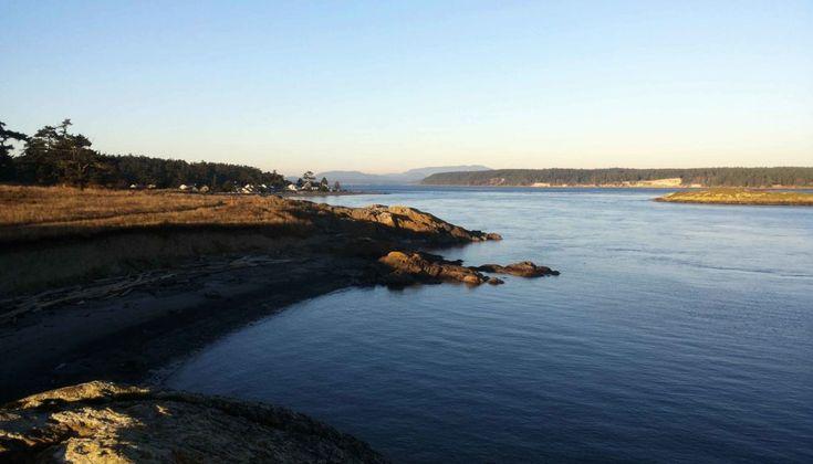 Cattle Point, San Juan Island (Washington, Stati Uniti)