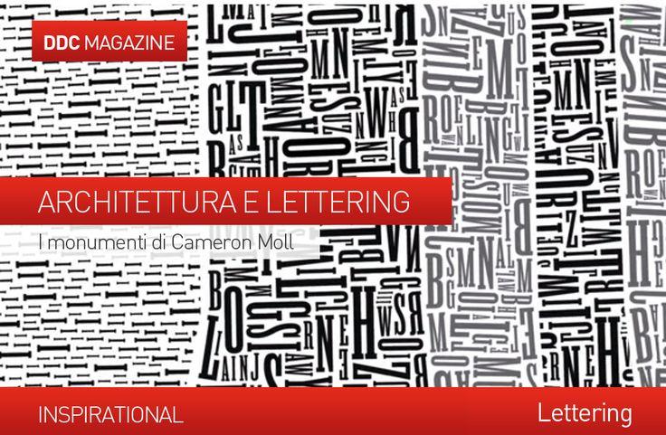 L'architettura incontra la #tipografia nei lavori di Cameron Moll, un giovane #designer appassionato di arte e architettura, famoso per i suoi poster in cui riproduce i monumenti più conosciuti del mondo attraverso il #lettering. http://www.danieladicosmoadv.it/blog/?p=7107