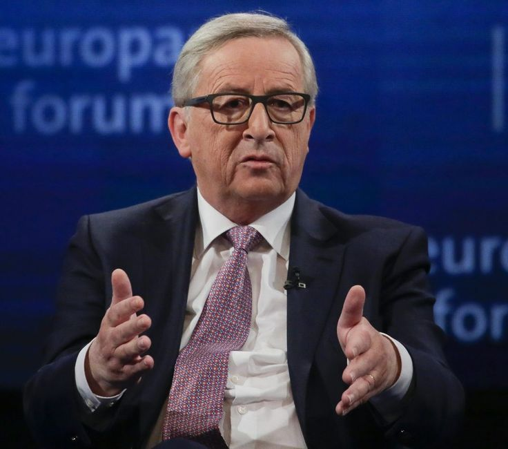 """Az Európai Bizottság elnöke a válságok ellenére még legalább további 60 évet jósol az Európai Uniónak, amelynek szerinte """"akkor már biztosan több mint 30 tagállama lesz"""". http://ahiramiszamit.blogspot.ro/2017/03/az-europai-bizottsag-elnoke-valsagok.html"""