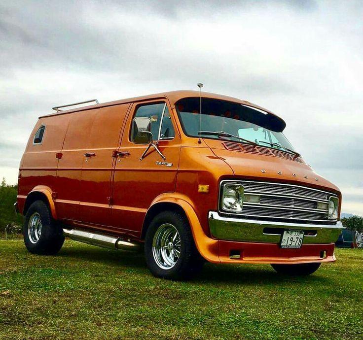 1978 Ford Truck >> 1978 Dodge Van | Dodge van, Vintage vans, Custom vans
