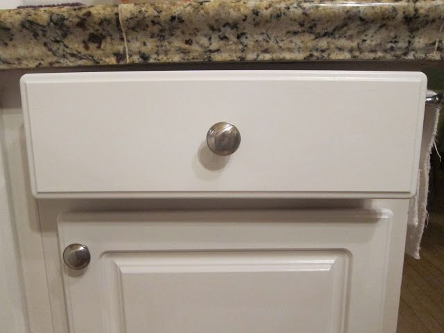 Painting Particle Board Kitchen Cabinets - Rooms