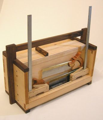 WORKING WOOD: Traditional Style Tool Chest
