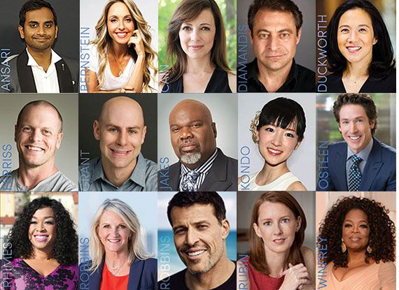The SUCCESS 25: 2016's Personal Development Leaders