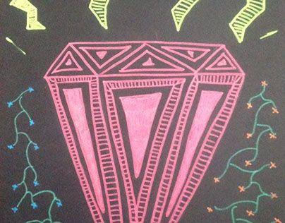 "Check out new work on my @Behance portfolio: ""Diamante "" http://be.net/gallery/33653128/Diamante-"