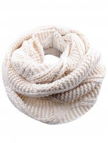 Soft Thicken Ribbed Knit Winter Scarf BEIGE: Scarves & Gloves    ZAFUL