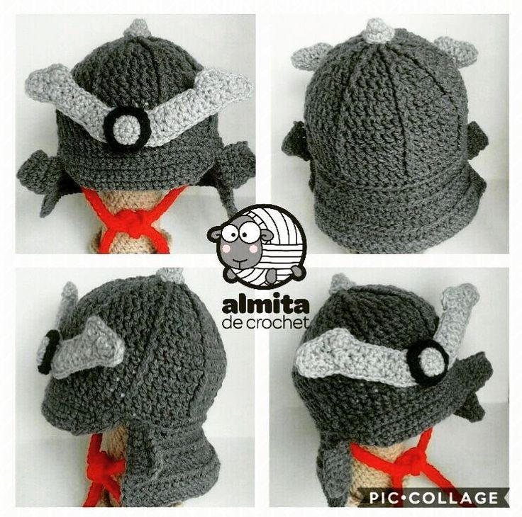 Kabuto hay crochet