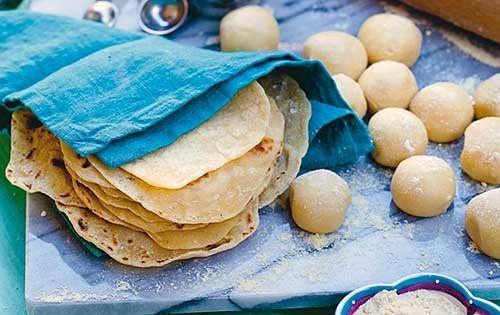 Tortillas de harina – vetetortilla