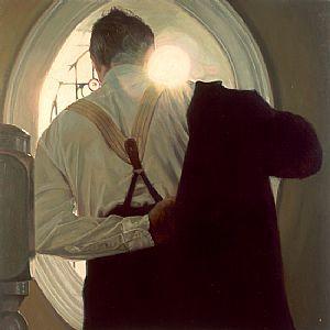 """""""Morning Light"""" ~ Iain Faulkner (Scottish, born 1973)"""