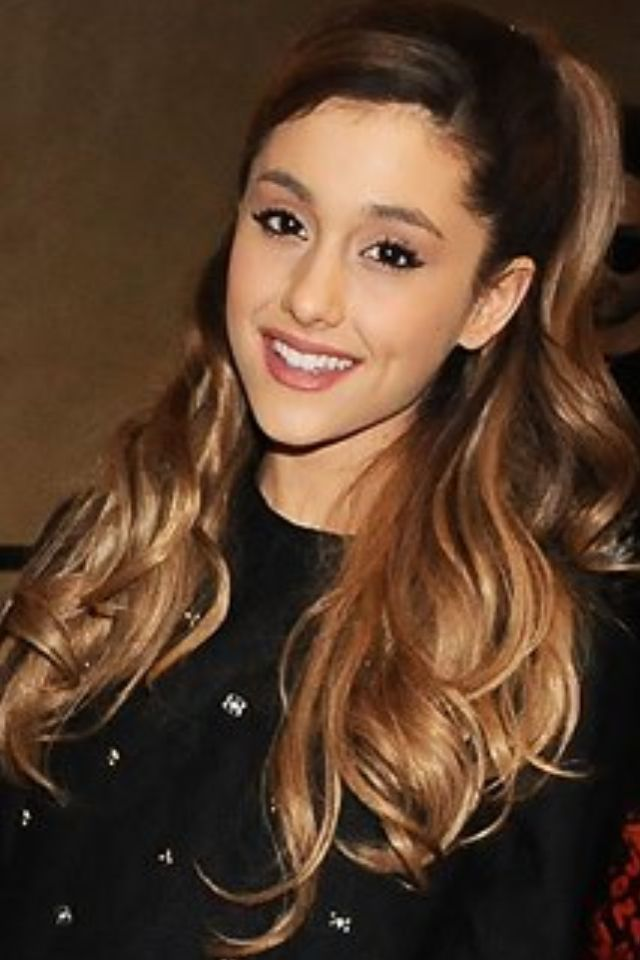 ariana grande brown hair tumblr 2013 wwwpixsharkcom