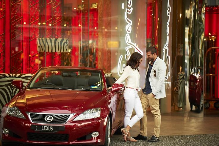 Lexus Lazy Afternoon at Emporium Hotel Brisbane www.emporiumhotel.com.au Luxury Accommodation #emporium