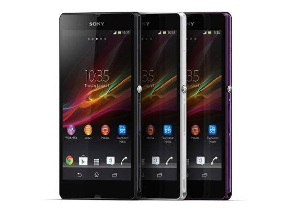 Sony Xperia Z 3 renk seçeneği!