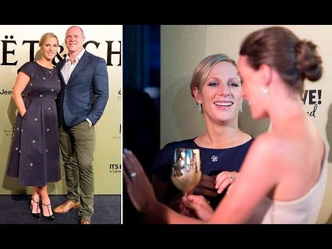 Zara Phillips and Mike Tindall Attended Red Carpet Event Weeks After Ann...