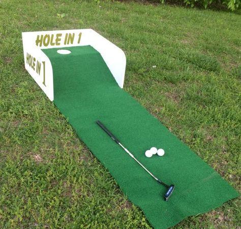 Golf putter game