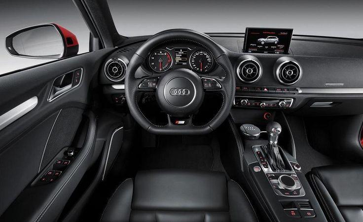 2015 Audi A3 Interior Audi A3 Pinterest